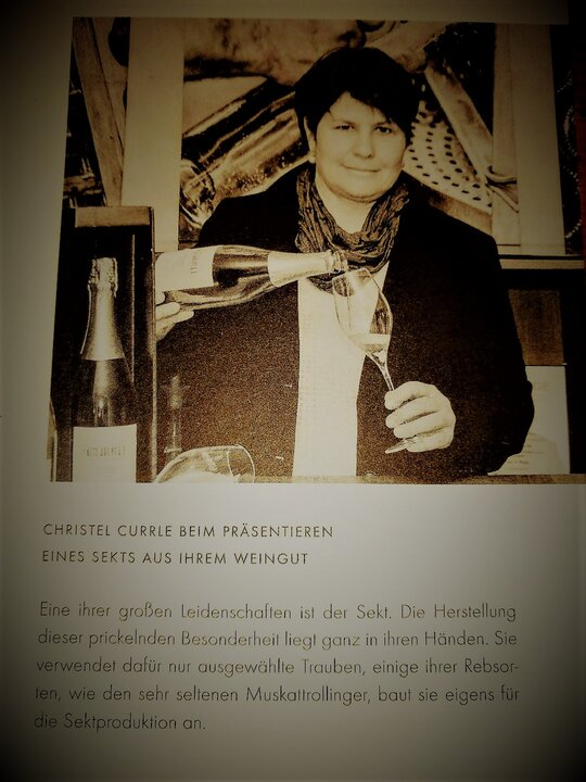 Weinkalender Bed & Wine Shop Christel Currle